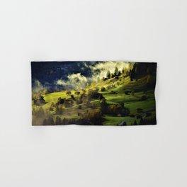 Mountain Landscapes - Jeanpaul Ferro Hand & Bath Towel