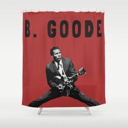 Chuck B. Goode Shower Curtain