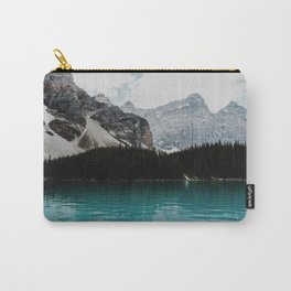Lake Moraine, Banff National Park Carry-All Pouch
