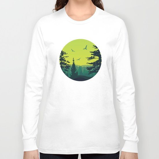 My Nature Collection No. 13 Long Sleeve T-shirt