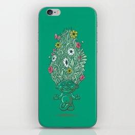 Troll of Nature iPhone Skin