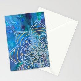 Mystical Mandala Stationery Cards