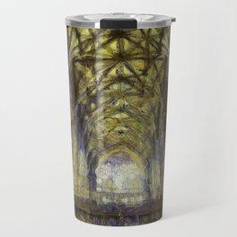 York Minster Van Gogh Style Travel Mug