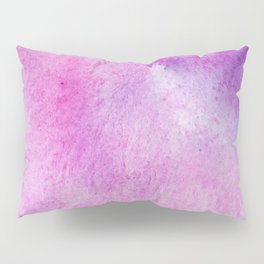 Bleeding Pink Pillow Sham