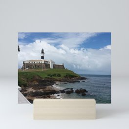 The Lighthouse Mini Art Print
