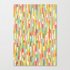 City by the Bay, Street Fair Canvas Print