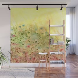 Jeweled Pebbles Wall Mural