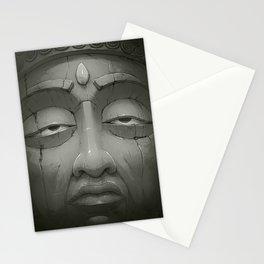 Buddha III Stationery Cards