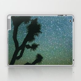 Joshua Tree Milky Way Laptop & iPad Skin