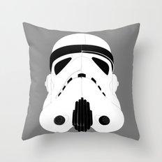 sw mask Throw Pillow