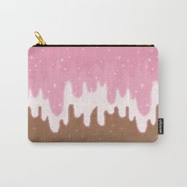Summer Sweets:  Neapolitan Galaxy Carry-All Pouch