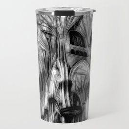 The Haunted Cathedral Travel Mug