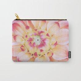 Closeup Dahlia 2 Carry-All Pouch