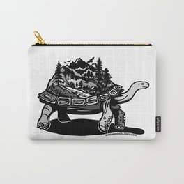 World Tortoise Carry-All Pouch