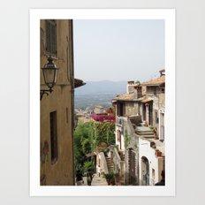 Palestrina Art Print