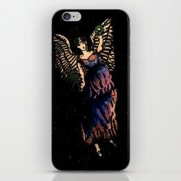 Peace Angel iPhone Skin