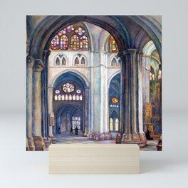 Samuel Halpert Toledo Cathedral Mini Art Print