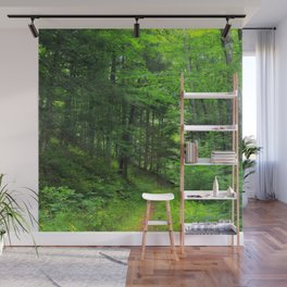 Forest 5 Wall Mural