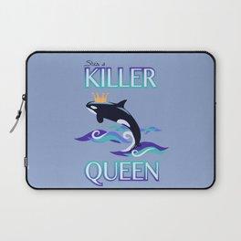 She's a Killer Queen Laptop Sleeve