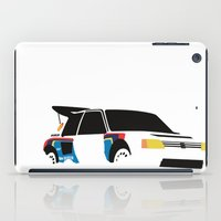 audi iPad Cases featuring 205 T16 by Cale Funderburk