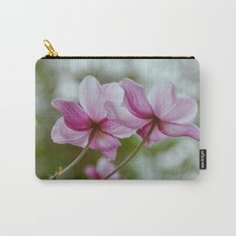 flower photography by Charlotte B Carry-All Pouch