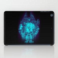 Go Far, Far Away iPad Case