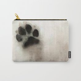 I Paw You - Dog Art By Sharon Cummings Carry-All Pouch