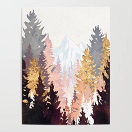 Wine Forest Poster