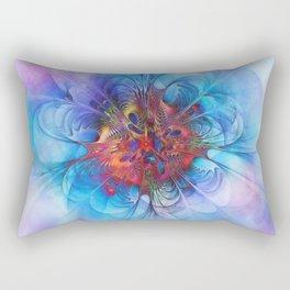 Endless Waltz Rectangular Pillow