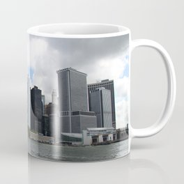 Manhattan View 2012 Coffee Mug