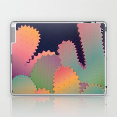 Glowing Cactus Laptop & iPad Skin