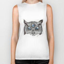 Mystic Owl Biker Tank
