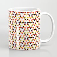 german Mugs featuring German Triangles by Bob Greenwade