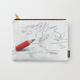 writingfighting Carry-All Pouch