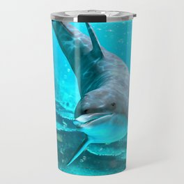 Dolphin Travel Mug