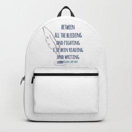 READING AND WRITING | HAMILTON Backpack