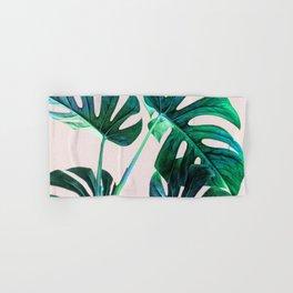 Wild Leaves Hand & Bath Towel