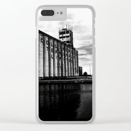 Collingwood Clear iPhone Case