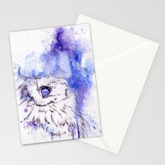 Blind Space Stationery Cards