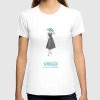 virgo T-shirts featuring Virgo by Cansu Girgin
