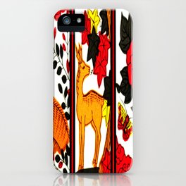 HANAFUDA iPhone Case