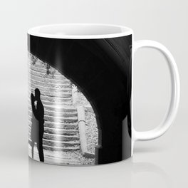 Love Story in Central Park Coffee Mug