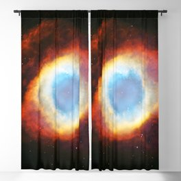 Helix Nebula Blackout Curtain