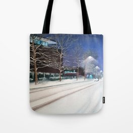 Hasbrouck Tote Bag