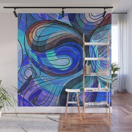 So Nothing Is Created Perfect - Jacuzzi Lagoon Wall Mural