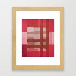 Urban Intersections 6 Framed Art Print
