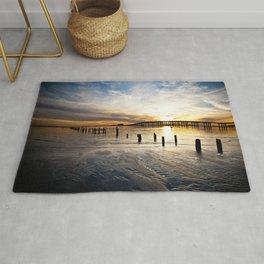 Biloxi Bay Sunset Rug