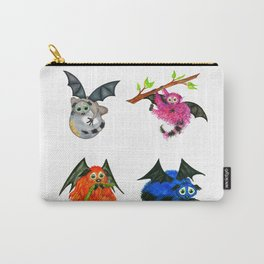 Iggy through the Pages Carry-All Pouch