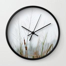 Breath - It's Autumn Wall Clock