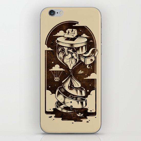 Time Heals iPhone & iPod Skin